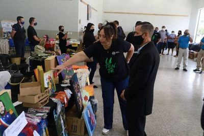 Feria Regional Latente tuvo gran aceptación en Pedro Juan Caballero