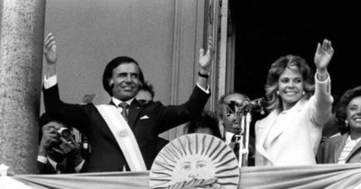 La Nación / Murió el ex presidente de la Argentina Carlos Menem