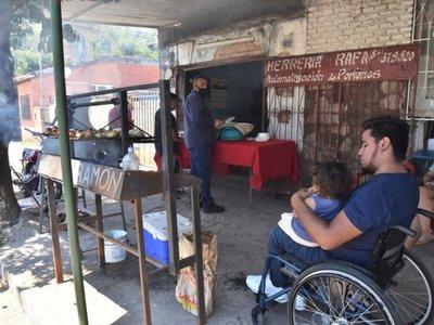 Solidaridad sopesa abandono del Estado con Richar Pereira