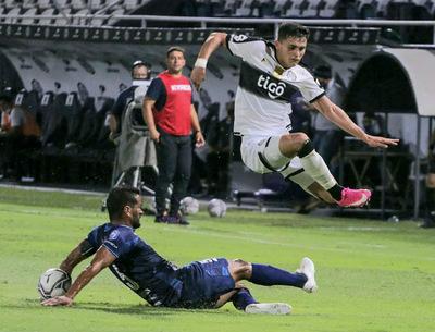Olimpia y Guaireña FC no salieron de un empate sin goles.