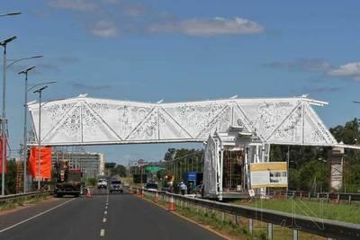 """""""Puente ñanduti"""": Contraloría confirma que adjudicación fue direccionada. Recomienda suspender pagos"""