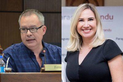 Presidente del JEM presiona para que jueza Garcete no sea denunciada por empresarios