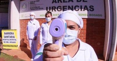 La Nación / Vacunación COVID-19: unos 28.000 trabajadores de salud ya se inscribieron