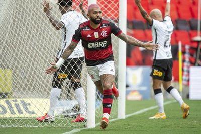 Inter y Flamengo mantienen su pulso en la recta final de la liga brasileña