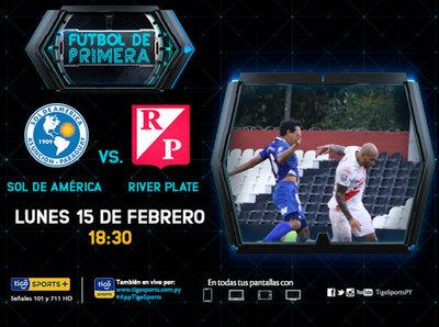 Sol de América y River Plate van por el primer triunfo
