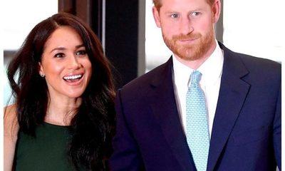 Megan y Harry esperan su segundo hijo