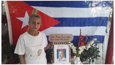 Reprimen a opositores en Cuba en homenaje a Laura Pollán