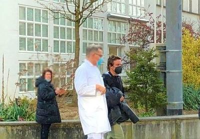 HOY / Alonso abandona el hospital de Berna donde fue operado tras su accidente