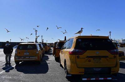 Los taxis amarillos, ¿una institución neoyorquina en vías de desaparición?