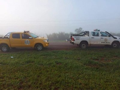 Accidente de tránsito deja tres fallecidos sobre ruta PY03