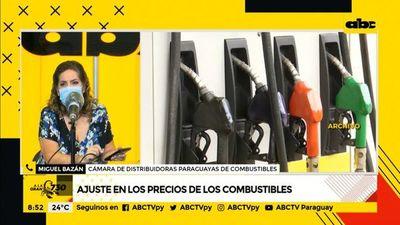 Aumentarán los precios de los combustibles