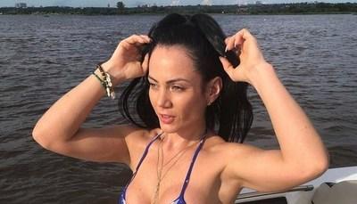 El video de Pamela Rodríguez en fiesta privada