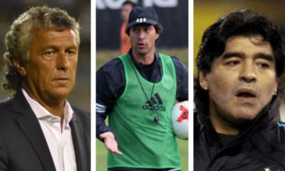 Néstor Gorosito, Daniel Garnero y la amenaza de Diego Maradona