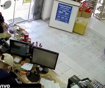 Detienen a sospechosos de un asalto en Loma Pytâ