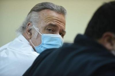 Arranca juicio oral contra Oscar González Daher e hijo