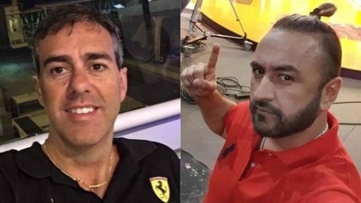 "HOY / El Churero sobre 'ataques' de Regis: ""No le conocí a mi esposa en un catálogo de chicas"""