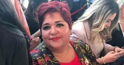 """La Nación / Viceministra de la Mujer utiliza la palabra """"mujerines"""" para denigrar a escrachadores"""