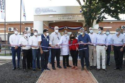 Habilitan nuevas USF en Minga Guazú y Santa Rita