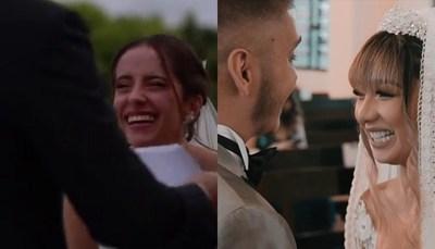 Marilina y Will, desplazan a Karol G y otros con videoclip de su boda