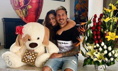 "Larissa Riquelme extraña a Fabbro: ""Ya quiero ir a verlo"""