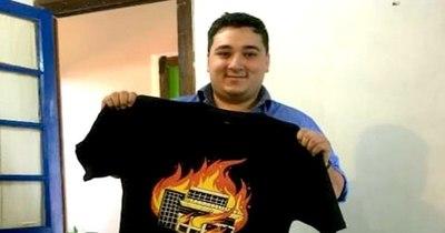 """La Nación / """"¡Hubiésemos quemado tu casa!"""", el nuevo exabrupto del violento Stiben Patrón"""