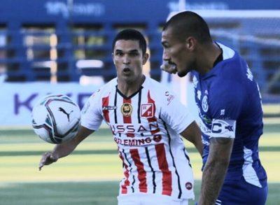 River saca un empate de Villa Elisa con penal polémico