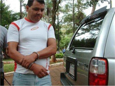 """Roque """"Py guasu"""" escapó esta madrugada de la cárcel a días de ser atrapado"""
