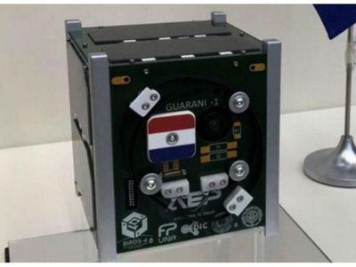 El primer satélite paraguayo se lanzará este sábado