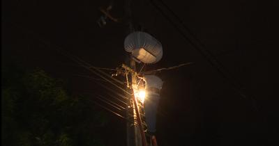 Exigen reposición de electricidad en Mariano Roque Alonso