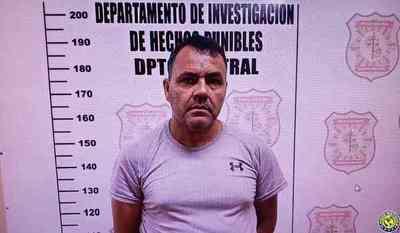 Roque Py Guasu y tres cómplices se fugan de calabozo policial •