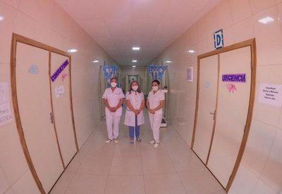 Habilitan pabellón materno infantil en Hospital Distrital de Santa Rita – Diario TNPRESS