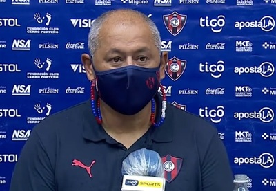 """Chiqui sobre el arbitraje: """"No voy a opinar nunca más"""""""