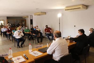 MEC y gremios docentes acuerdan revisar protocolo y elaborar proyecto de emergencia