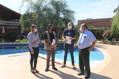 Concepción: Verifican cumplimiento del protocolo sanitario en el sector turístico
