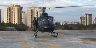 Criminales del PCC detenidos en Asunción ya están en CATANDUVA