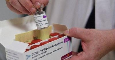 La Nación / Vacunación en esta primera etapa será para disminuir casos graves y fallecidos, afirmó Sequera