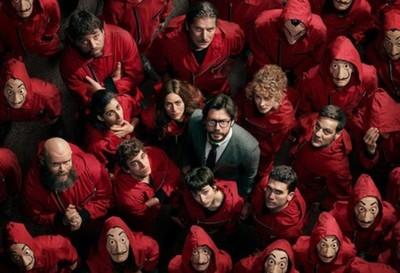Filtran nuevas escenas de la última temporada de «La casa de papel»