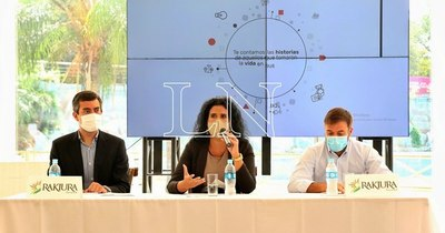 """La Nación / Lanzaron la quinta edición del libro """"100 Emprendedores"""""""