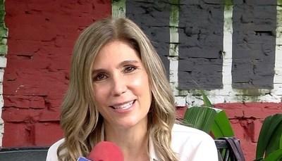 Sannie López Garelli opina en entrevista sobre la pandemia, los medios y las redes