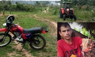 Gral. Aquino; Asesinan y entierran a un capataz – Prensa 5