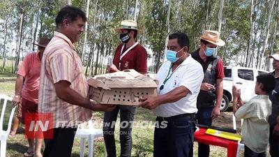 EL CAMPO FLORECE TRAS PRECIPITACIONES DE LAS ÚLTIMAS SEMANAS