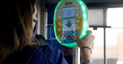 La Nación / Área Metropolitana: buses solo pueden operar si tienen validadores del Billetaje Electrónico
