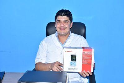 Habilitan servicio de mapeo de presión arterial en San Ignacio Misiones