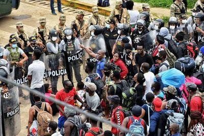 Tensión en la frontera Perú-Brasil por migrantes haitianos