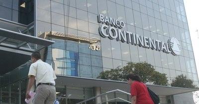 La Nación / Banco Continental extiende el horario de atención en sucursales