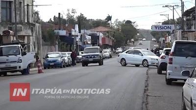 CASOS DE DENGUE CONTENIDOS EN CORONEL BOGADO.