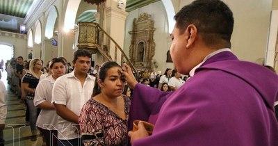 La Nación / Mañana Miércoles de Ceniza arranca la Cuaresma, un tiempo que invita a la conversión de cada uno