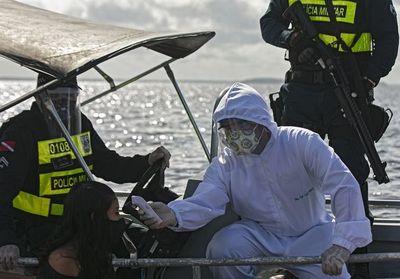 Estado brasileño de Bahia impone el toque de queda por el covid-19
