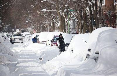 Ola de frío récord en EE.UU. deja diez muertos y a millones sin electricidad