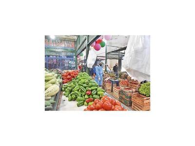 Frutas y hortalizas con cotización en alza